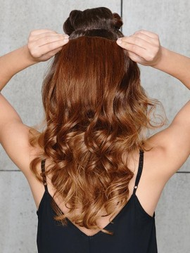"""16"""" 10pc Fineline Human Hair Extensions by Hairdo"""