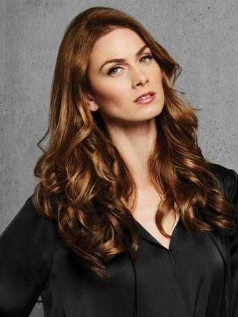 "18"" 3pc Wavy Hair Extension Heat Friendly by Hairdo"