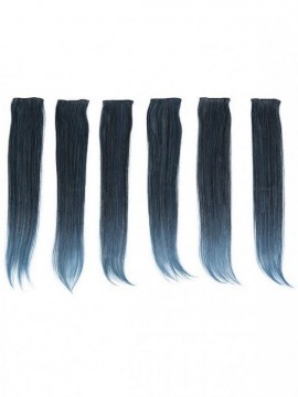 """23"""" 6pc Straight Colour Extensions Heat Friendly by Hairdo"""