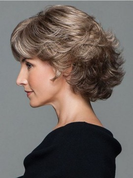 Affluence Luxury Wig Mono Top by Eva Gabor Clearance Colours