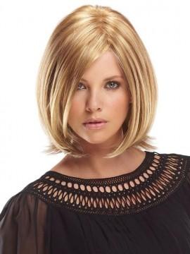 Alia Petite Wig Lace Front Mono Top by Jon Renau