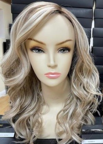 Allegro Wig Lace Front Mono Part by Belle Tress