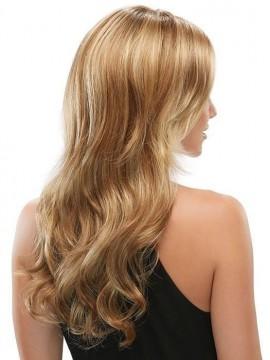 Amber Large Wig Lace Front Mono Top by Jon Renau