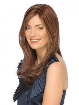 Angelina Wig Remy Human Hair Mono Top by Estetica Designs
