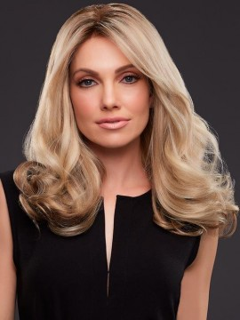 Angie Wig Remy Human Hair Lace Front Full Hand Tied by Jon Renau