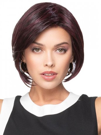 Angled Bob Wig Lace Front Heat Friendly by Tressallure