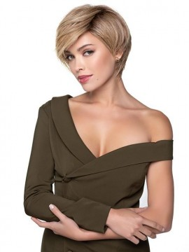 Angled Pixie Wig Heat Friendly by Tressallure