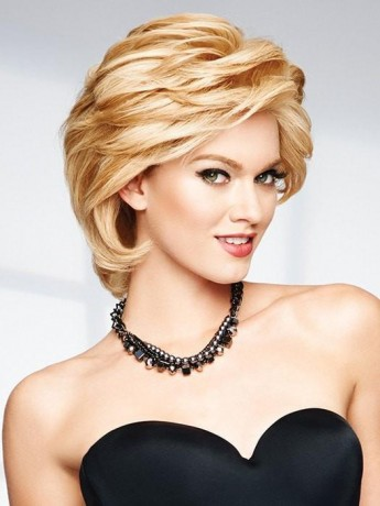 Applause Wig Human Hair Lace Front Full Hand Tied by Raquel Welch