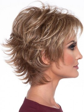 Aria Wig Human Hair/Synthetic Blend by Envy