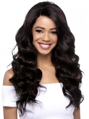 Ariel Wig Lace Front Invisible Part Heat Friendly by Vivica Fox