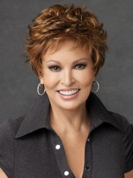 Autograph Wig Lace Front Mono Top Heat Friendly Wig by Raquel Welch Clearance Colour