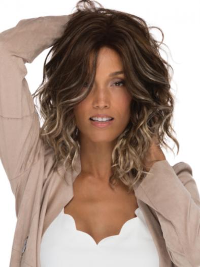 Avalon Wig Lace Front Mono Part by Estetica Designs