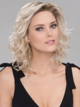 Beach Mono Wig Extended Lace Front Mono Part by Ellen Wille Clearance Colour