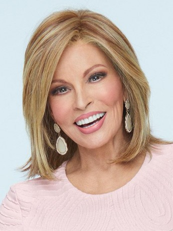 Big Time Wig Lace Front Mono Top Heat Friendly Wig by Raquel Welch Clearance Colour