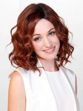 Biscotti Babe Wig Lace Front Mono Top by Belle Tress