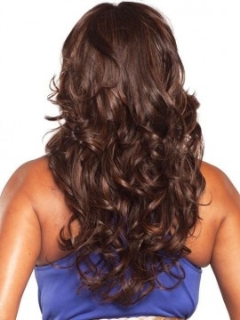Britney Wig Lace Front Heat Friendly by Vivica Fox