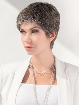 Call Wig Extended Lace Front Full Hand Tied by Ellen Wille