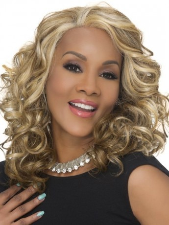 Candi Wig Lace Front Heat Friendly by Vivica Fox Clearance Colour