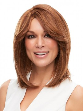 Cara Wig Remy Human Hair French Drawn Hand Tied by Jon Renau