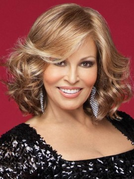 Celebrity Wig Lace Front Full Hand Tied by Raquel Welch Clearance Colour