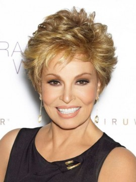 Center Stage Wig Lace Front Full Hand Tied by Raquel Welch