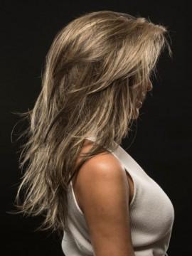 Chanelle Wig Mono Top by Tressallure