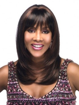 Charli Wig Skin Part Heat Friendly by Vivica Fox Clearance Colour