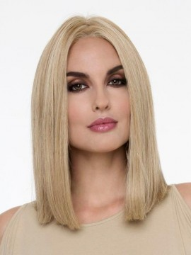 Chelsea Wig Lace Front Hand Tied Human Hair/Synthetic Blend by Envy