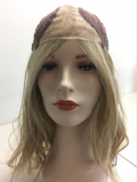 Christy Wig Lace Front Mono Part Heat Friendly by Moda+Bella