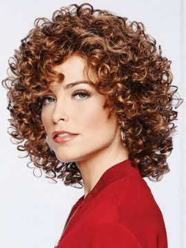 Curl Appeal Lace Front Wig by Eva Gabor Clearance Colour