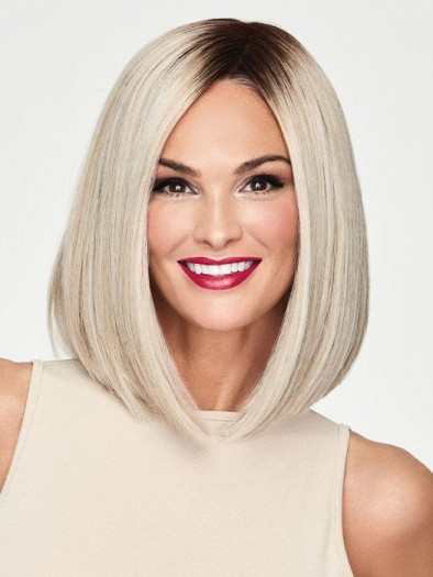 Current Events Wig Lace Front Mono Part Heat Friendly Wig by Raquel Welch