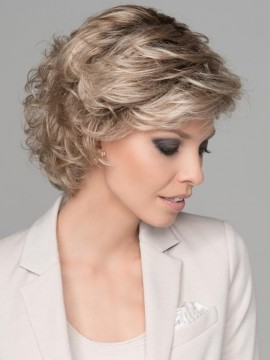 Daily Large Wig Lace Front Mono Crown by Ellen Wille