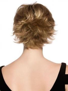 Date Large Wig Mono Crown by Ellen Wille