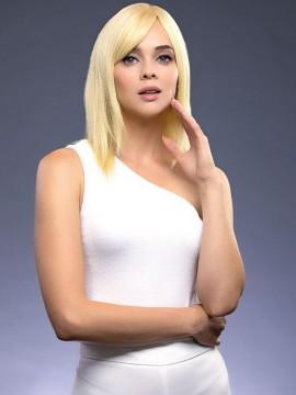 Diamond Topper Remy Human Hair Mono Top by Amore