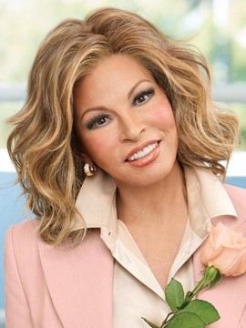 Editors Pick Wig Lace Front Mono Top Heat Friendly Wig by Raquel Welch