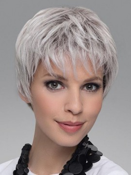 Encore Wig Lace Front Hand Tied Human Hair/Heat Friendly Blend by Ellen Wille Clearance Colour