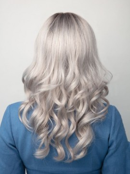 Ensley Wig Lace Front Mono Part by Orchid Collection