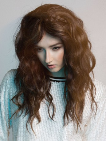European Boho Wig Lace Front Heat Friendly by Forever Young