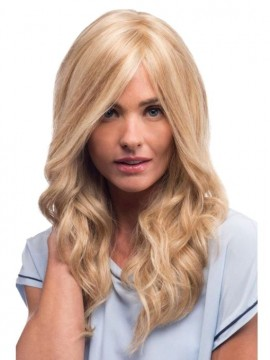 Eva Wig Remy Human Hair Lace Front Hand Tied by Estetica Designs