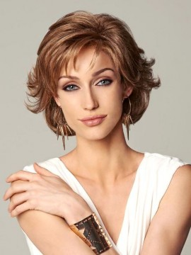 Everyday Elegant Wig Lace Front Mono Part by Eva Gabor Clearance Colours