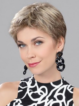 Focus Wig Lace Front Mono Top Human Hair/Heat Friendly Blend by Ellen Wille