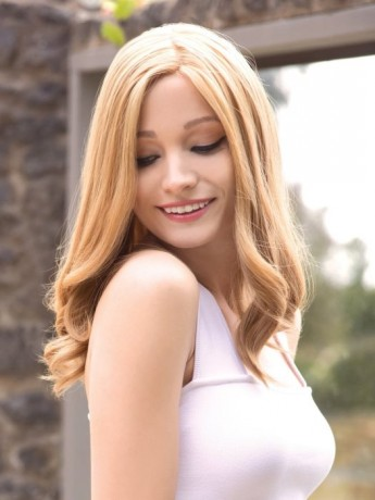 Giada Wig Human Hair Lace Front Hand Tied by Fair Fashion