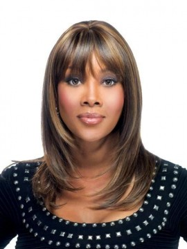 H-201 Wig Remi Human Hair by Vivica Fox