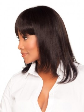 H-202 Wig Human Hair by Vivica Fox Clearance Colour