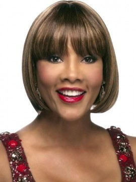 H-280 Wig Remi Human Hair by Vivica Fox Clearance Colour