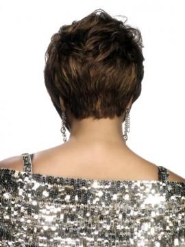 H-311 Wig Human Hair by Vivica Fox Clearance Colour