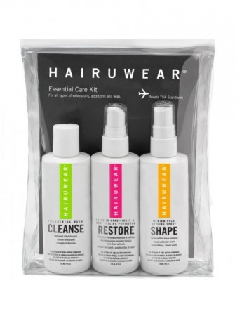 Hairuwear Hair Care Travel Kit