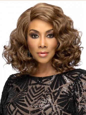 Harper Wig Lace Front Heat Friendly by Vivica Fox