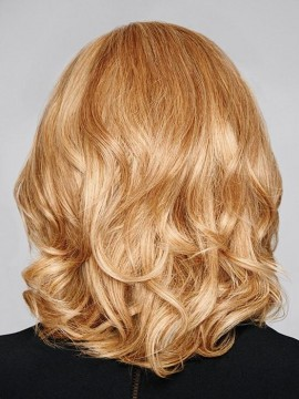 Headliner Wig Human Hair Lace Front Full Hand Tied by Raquel Welch