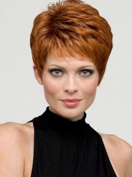 Heather Wig Lace Front Hand Tied Human Hair/Synthetic Blend by Envy
